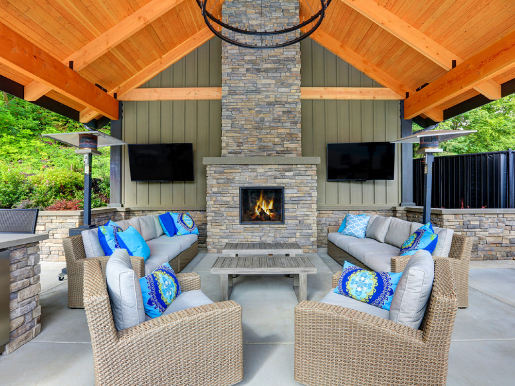 We're experienced in all areas of outdoor living design