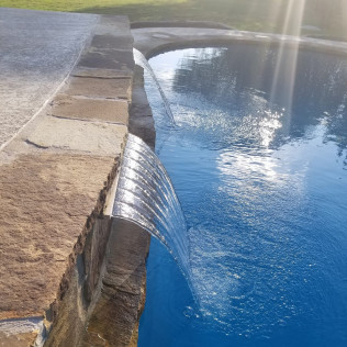 custom swimming pool belton tx